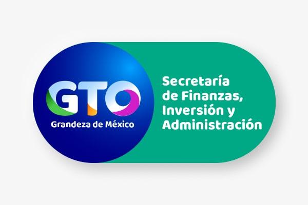 Logo Secretaría de Finanzas de Guanajuato